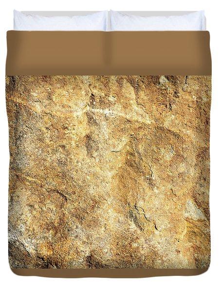 Sun Stone Duvet Cover