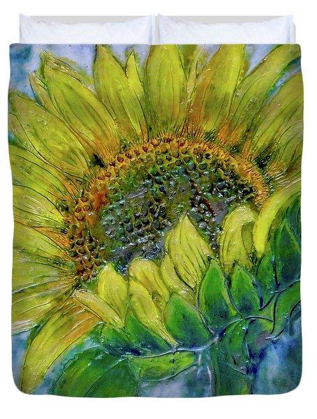 Sunflower Happiness Duvet Cover
