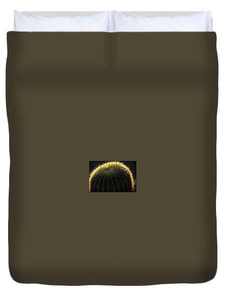 Sunset Cactus Duvet Cover