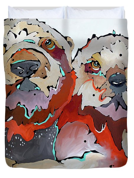 Swaddle Duvet Cover