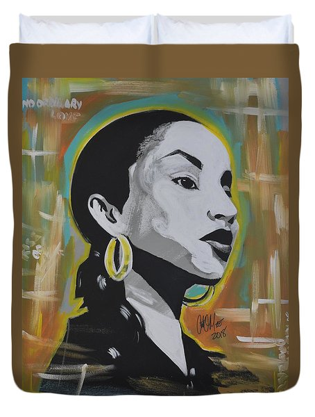 Sweet Sade Duvet Cover