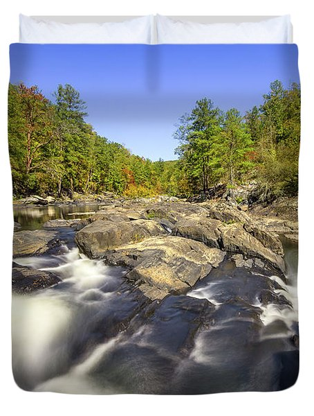 Sweetwater Creek Duvet Cover