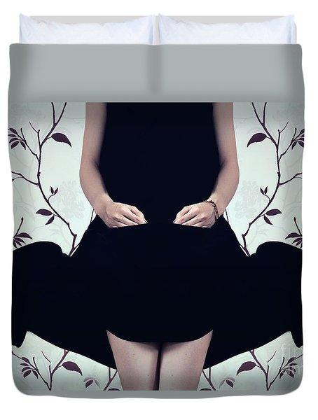 Symmetry #0537 Duvet Cover