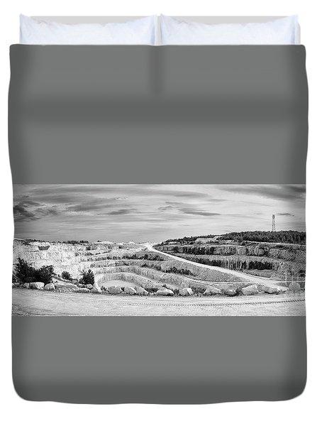 Tatlock Quarry Duvet Cover