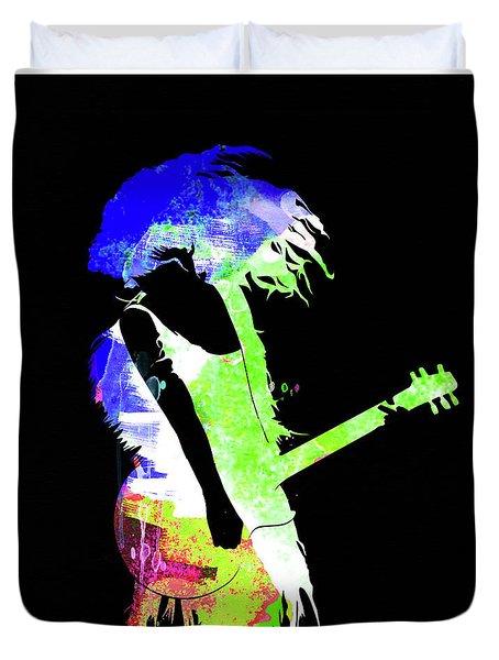 Taylor Watercolor II Duvet Cover