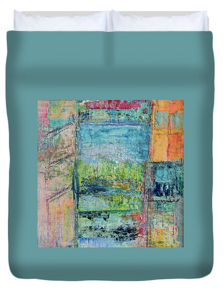 Tea With Henri Two Duvet Cover