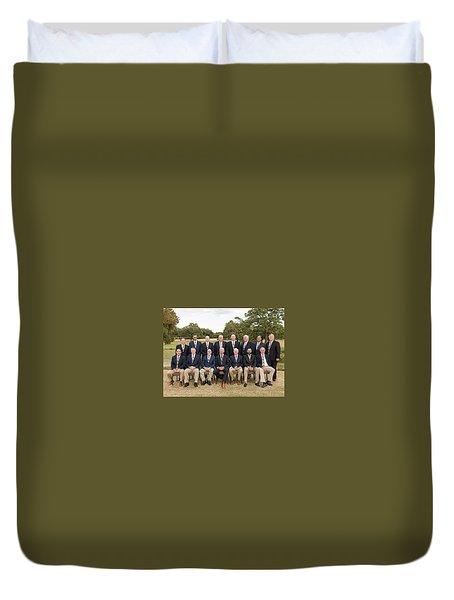 Team 1 Duvet Cover