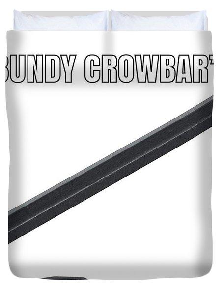 Ted Bundy Crowbar Duvet Cover