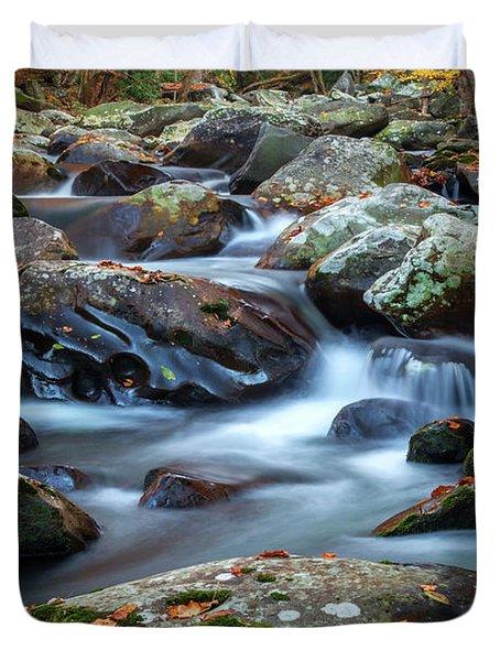 Tennessee Autumn  Duvet Cover