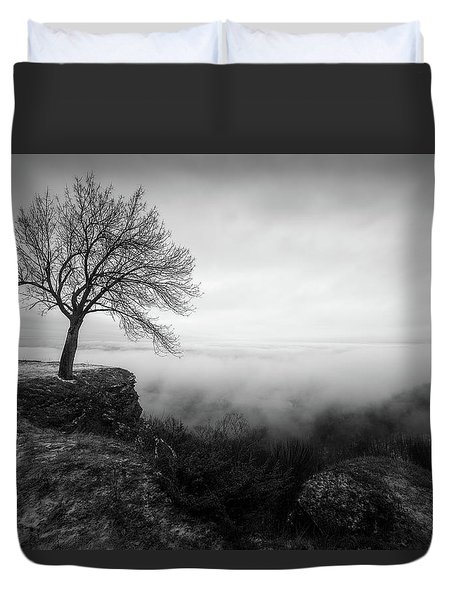 Thacher Scenic Overlook Duvet Cover