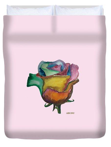 The 1111 Global Rose Duvet Cover