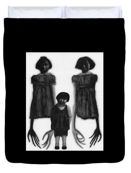 The Abberant Sisters - Artwork Duvet Cover