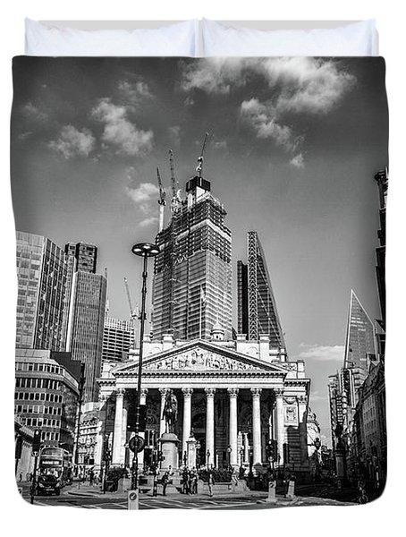 The Bank Of England Duvet Cover