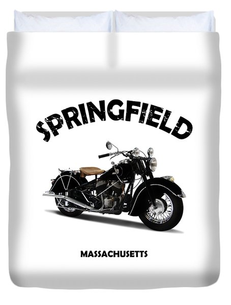 The Chief 1946 Duvet Cover