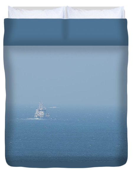 The Coast Guard Duvet Cover