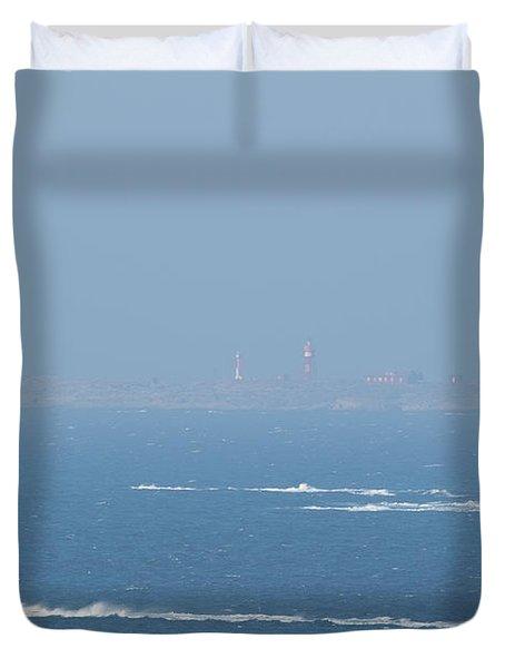 The Coast Guard's Rib Duvet Cover