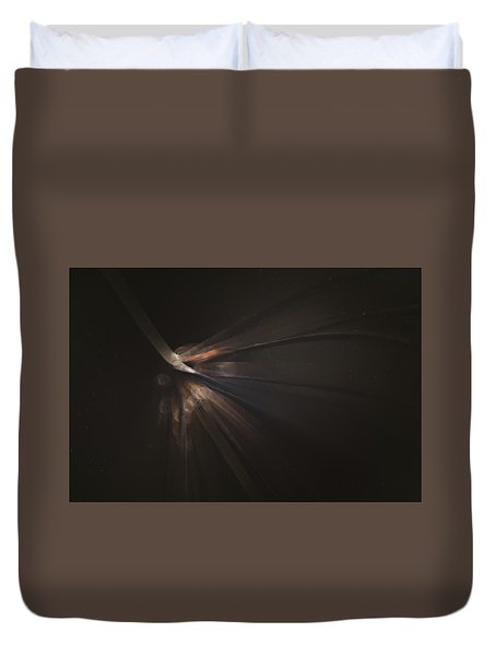 The Dying Of The Light Duvet Cover