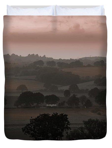 The English Landscape Duvet Cover