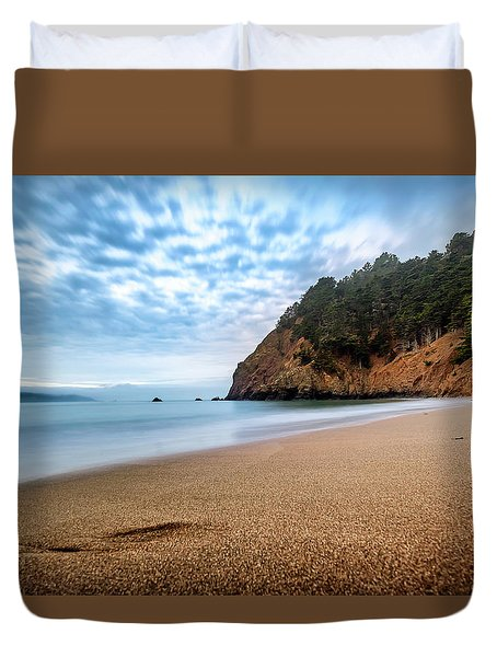 The Escape- Duvet Cover