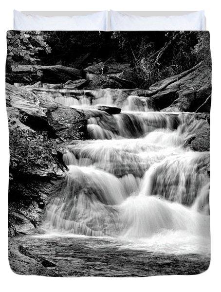 The Falls End Duvet Cover