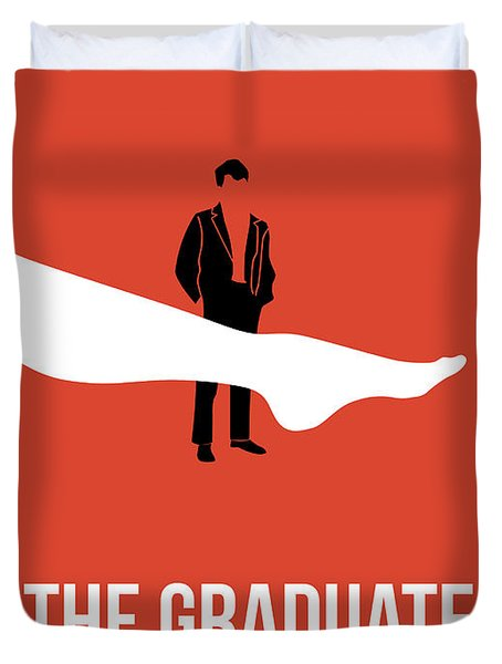 The Graduate Duvet Cover