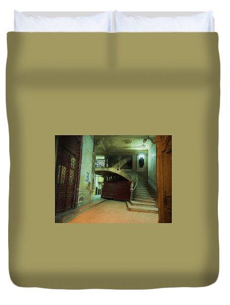 The Grand Entrance Duvet Cover