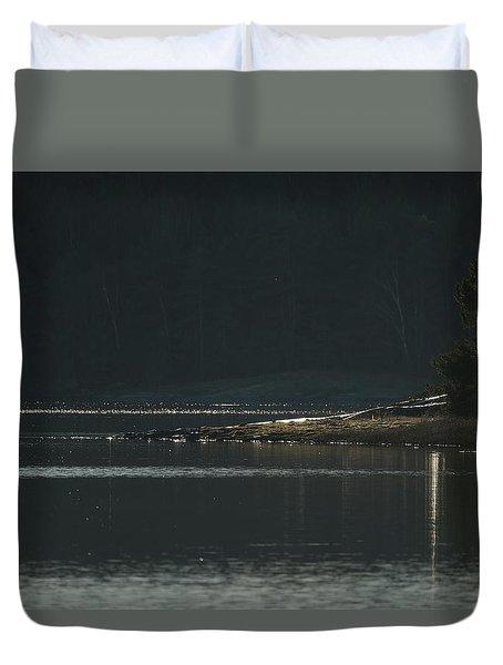The Headland Duvet Cover