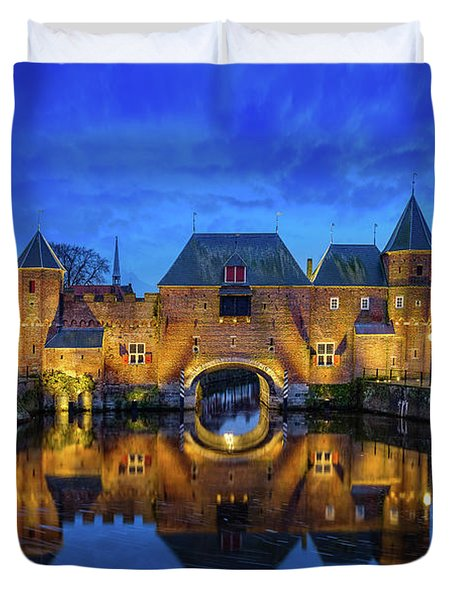 The Koppelpoort Amersfoort Duvet Cover