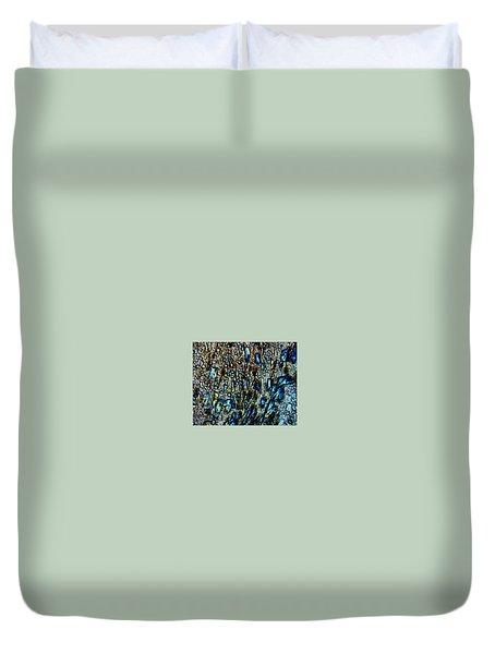 The Leveler Duvet Cover