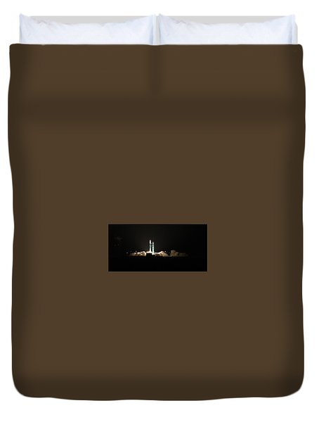 The Light Of A New Day Duvet Cover