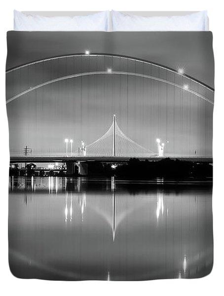 The Margaret Mcdermott Bridge Duvet Cover