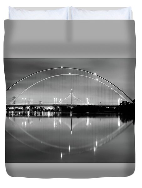The Margaret Mcdermott Bridge Duvet Cover