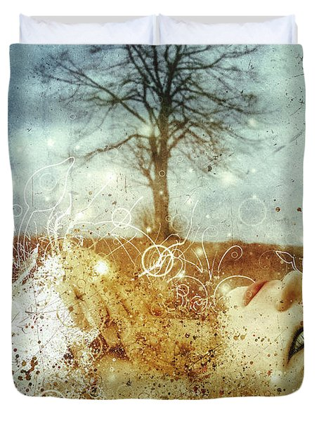 The May Song Duvet Cover