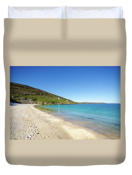 The Old School House Duvet Cover