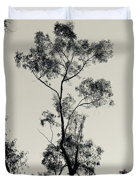 The Other One Was Getting Lonely Duvet Cover