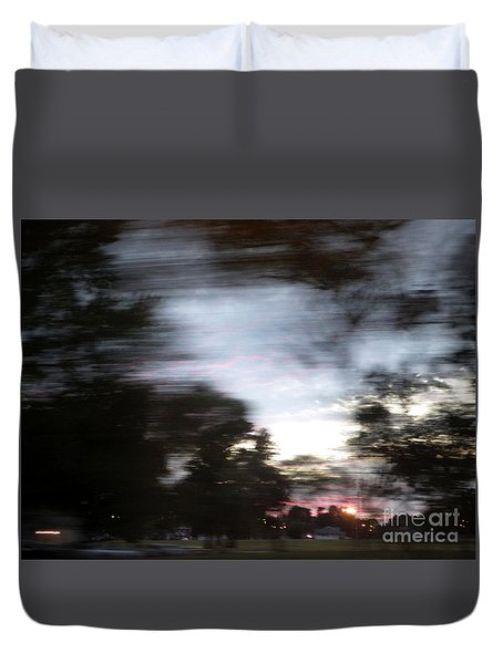 The Passenger 01 Duvet Cover