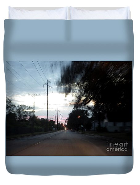 The Passenger 03 Duvet Cover