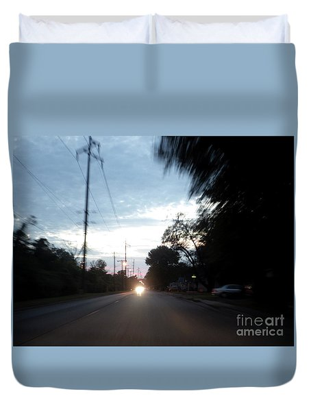 The Passenger 05 Duvet Cover