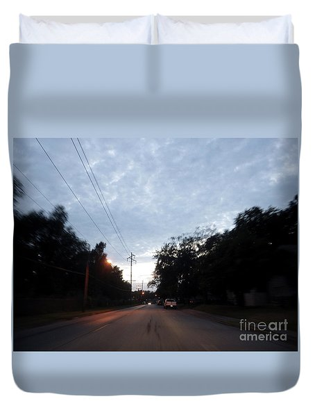The Passenger 06 Duvet Cover
