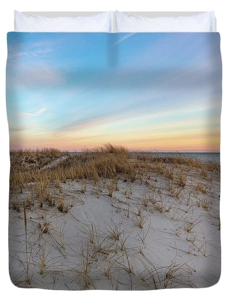 The Sea Is The Place To Be Duvet Cover