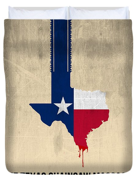The Texas Chainsaw Massacre Duvet Cover
