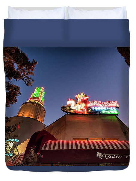 The Tower- Duvet Cover