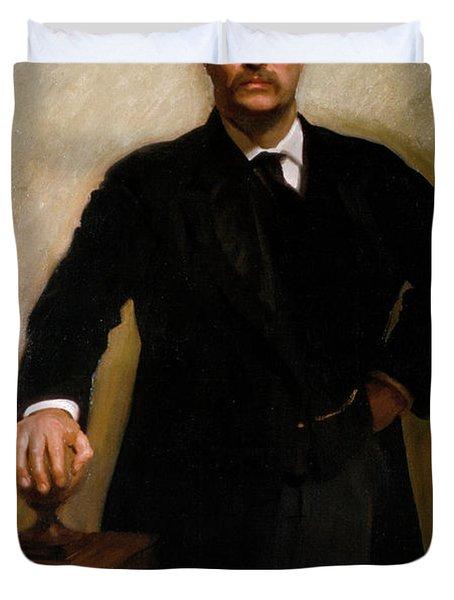 Theodore Roosevelt, 1903 Duvet Cover