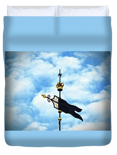 This Way... Duvet Cover