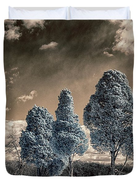 Three Kings Duvet Cover
