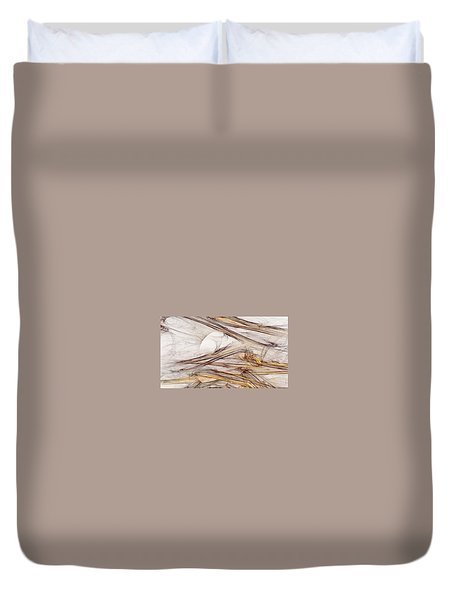 Time Has Come Today Duvet Cover