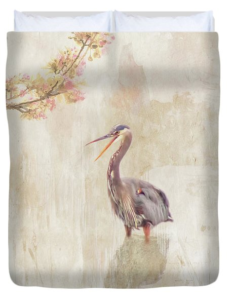 Dawn Light Duvet Cover