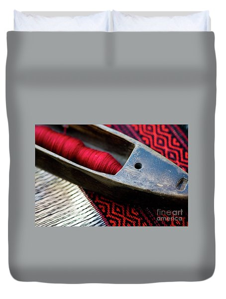 Tools Of Trade Duvet Cover