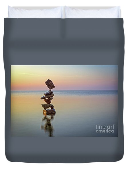 Total Zen Duvet Cover