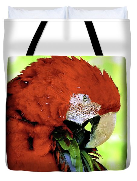 Duvet Cover featuring the photograph Tote Bags by Debbie Stahre